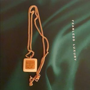 Vintage Givenchy Pendant Necklace